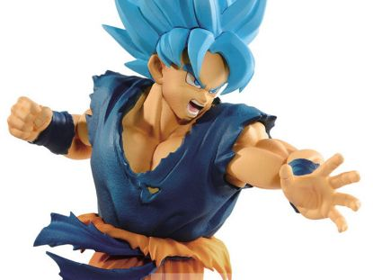 Imagen de Dragon Ball Super: the Movie Ultimate Soldiers Vol. 2 Super Saiyan Blue Goku