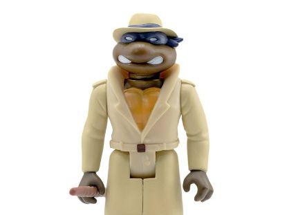Imagen de ReAction Figure - Teenage Mutant Ninja Turtles TMNT: Wave 2 - Undercover Donatello