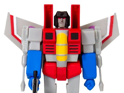 Imagen de ReAction Figure - Transformers: Starscream