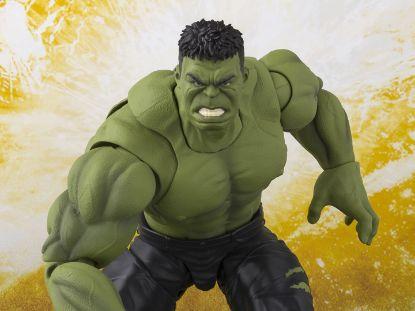 Imagen de S.H. Figuarts Hulk - Avengers: Infinity War