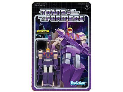 Imagen de ReAction Figure - Transformers Wave3: Blitzwing