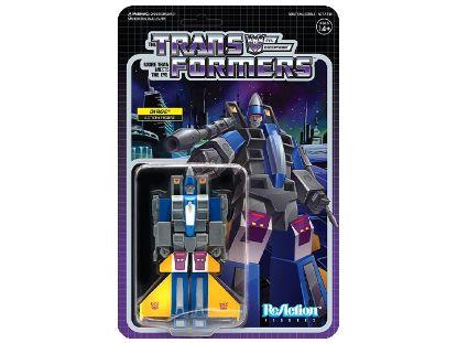 Imagen de ReAction Figure - Transformers Wave3: Dirge